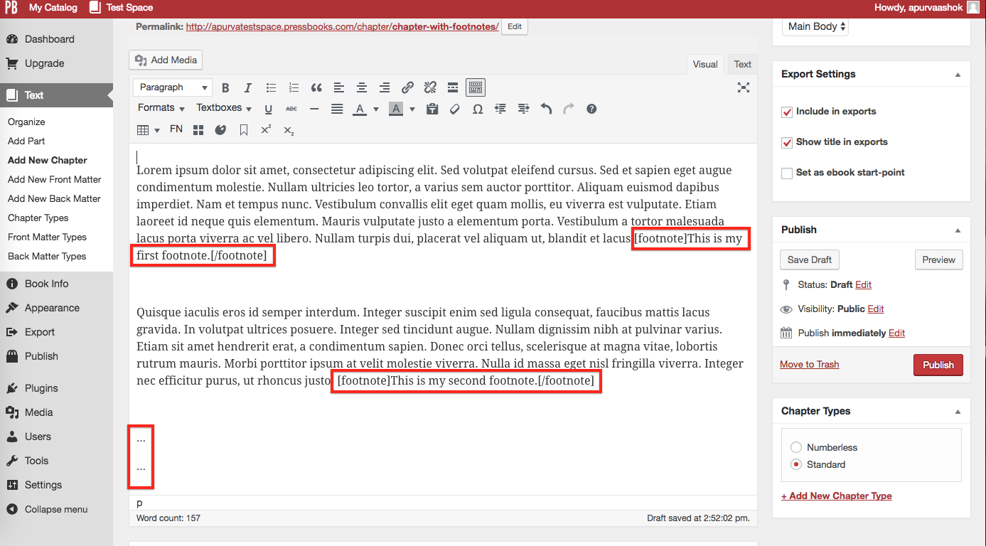 pdf to word preserve footnotes